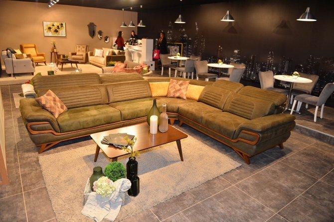 MODEKO'ya katılan mobilyacılar, üretimlerinin büyük bölümünü sattı
