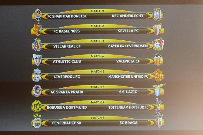 Fenerbahçe'nin Rakibi Braga Oldu