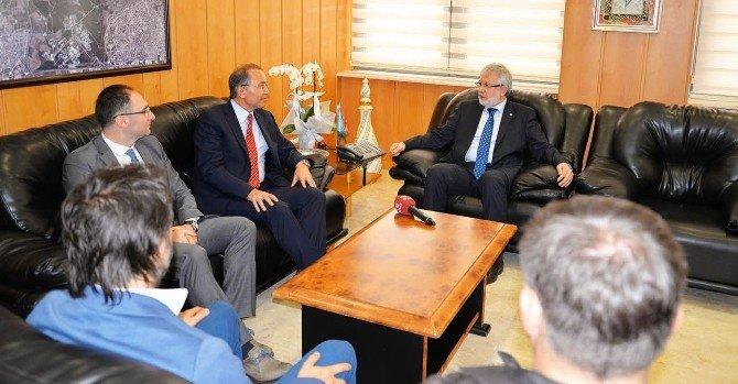 Uludağ Üniversitesi Gelecek 25 Yılını Planlıyor