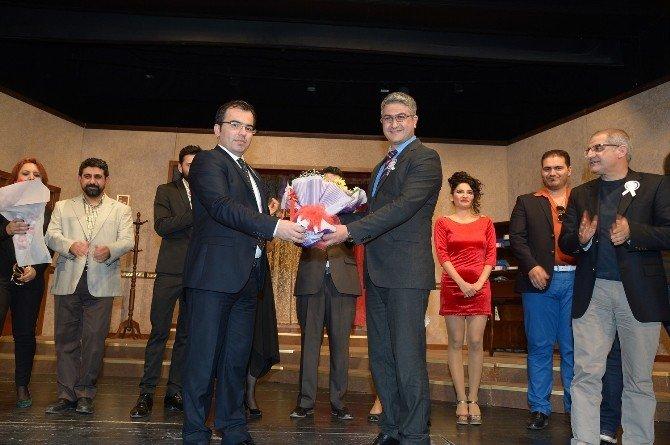 Büyükşehir'den, Vergi Haftasına Özel Tiyatro Etkinliği