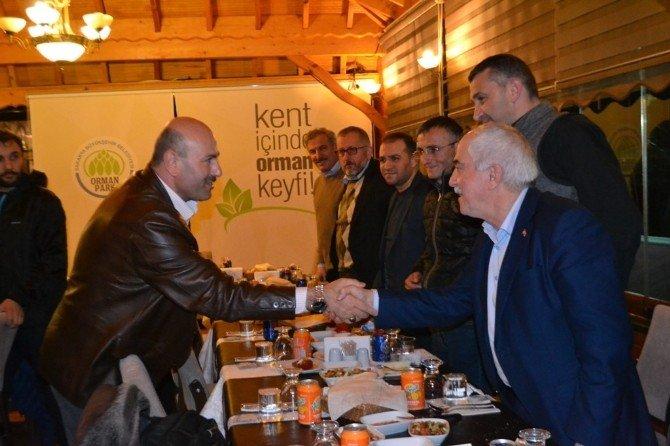 Sakarya Orman Gençlik Spor Kulübü Yeni Başkanı Ve Transferleri Bir Araya Geldi