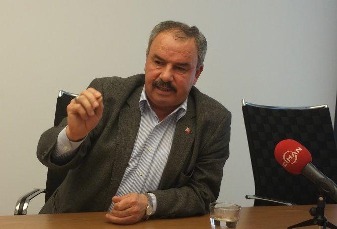 Şendiller: Yazıcıoğlu gibi bir liderin bugün olmaması lazımdı, birileri için