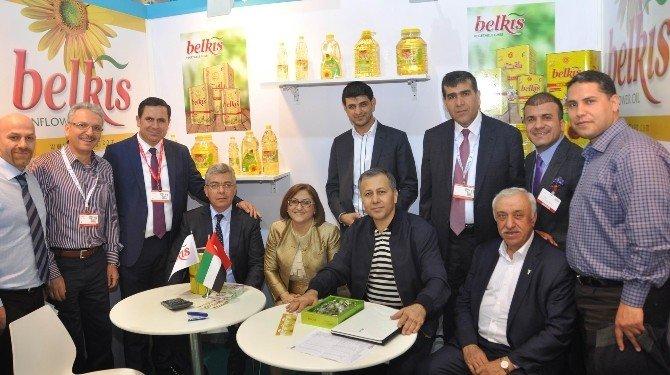 """Gaziantep'in Önde Gelen Yağ Markalarından """"Belkıs Yağ"""" Uluslararası Arenada"""