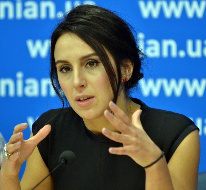 Ukrayna'nın Eurovision temsilcisi Jamala: Türkiye'nin de sesi olacağım