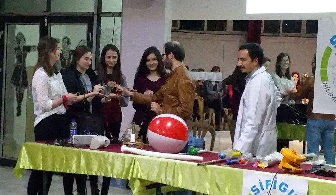 Adana'nın Sihirbaz Fizikçileri