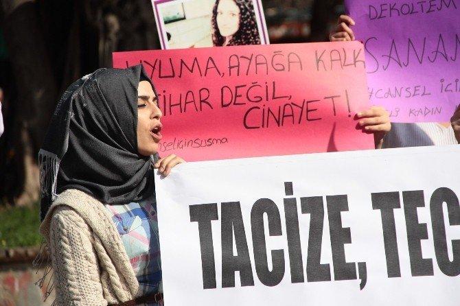 Kadınlar, Kadınlar İçin Eylem Yaptı