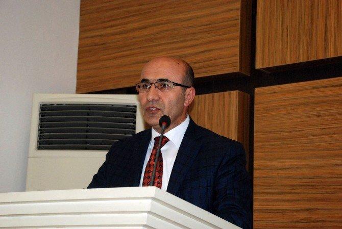 İl Su Yönetimi Koordinasyon Toplantısı Yapıldı