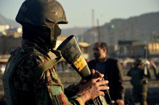 Kabil'de intihar saldırısı: 9 ölü, 13 yaralı