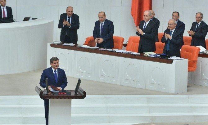 """Davutoğlu: """"Benim Liderliğe Gelişimde Kaset Oyunları Olmadı"""""""