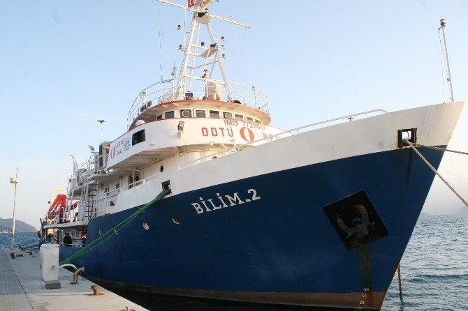 Türkiye'nin Deniz Suyu Kalitesi Belirleniyor