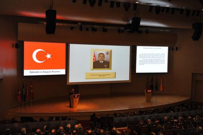 Genelkurmay Başkanı Akar: Terörün her türlüsüyle kararlılıkla mücadele edeceğiz