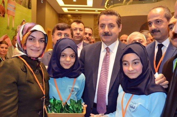 Gıda, Tarım Ve Hayvancılık Bakanı Faruk Çelik: