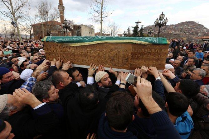 Bediüzzaman'ın talebesi Said Özdemir, son yolculuğuna uğurlandı