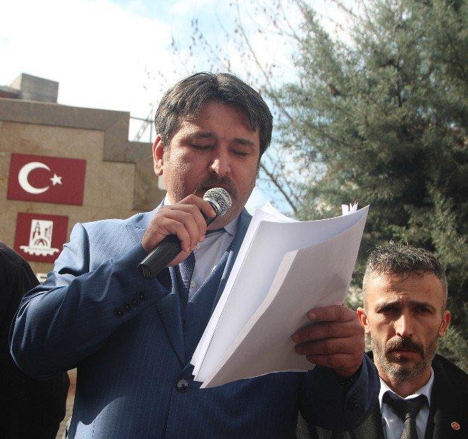 Bilecik'te Ülkü Ocakları Şehitler İçin Toplandı