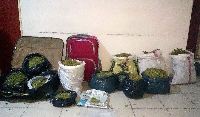 İzmir Polisinden Zehir Saçanlara Rekor Operasyon