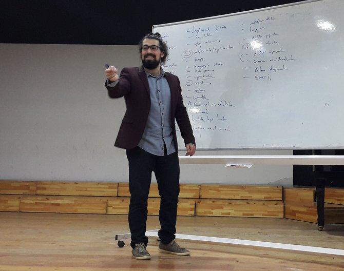 Boğaziçi Korosu Uludağ Üniversitesi'nde konser verdi