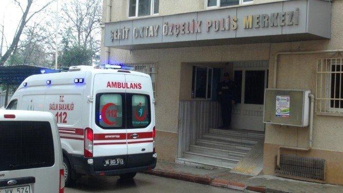 Kayınpederini Öldüren Kadın Tutuklandı