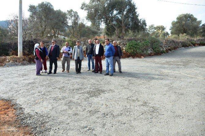 Bodrum'da Çevre Düzenleme Çalışmaları Hız Kazandı