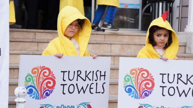 Dünya Türk Havlu ve Bornoz Günü hazırlıkları başladı