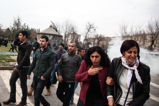 Diyarbakır'da olaylar çıktı