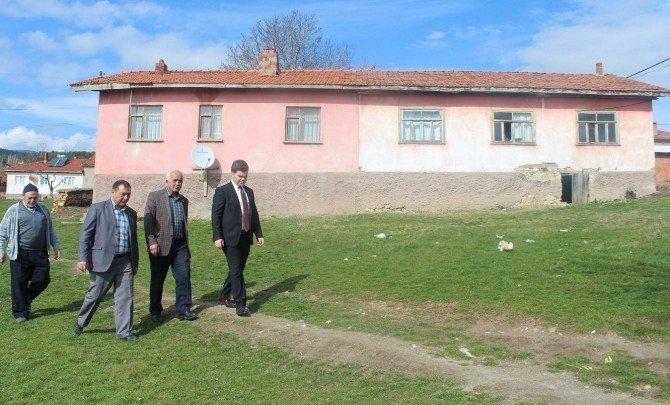 Domaniç Kaymakamı Karaloğlu Çokköy Ve Durabey'de