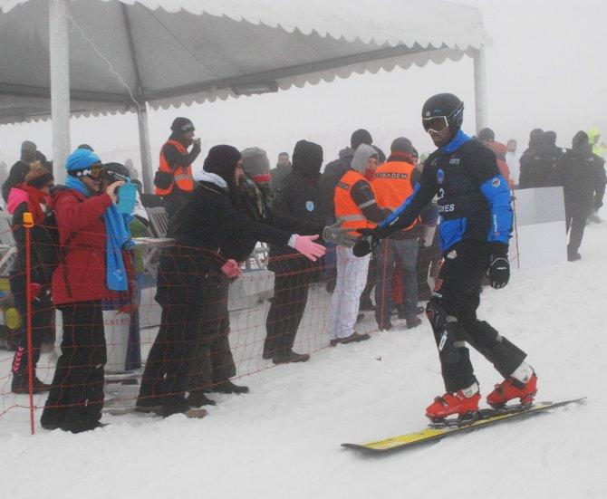 Erciyes, Snowboard Dünya Şampiyonasına ev sahipliği yaptı
