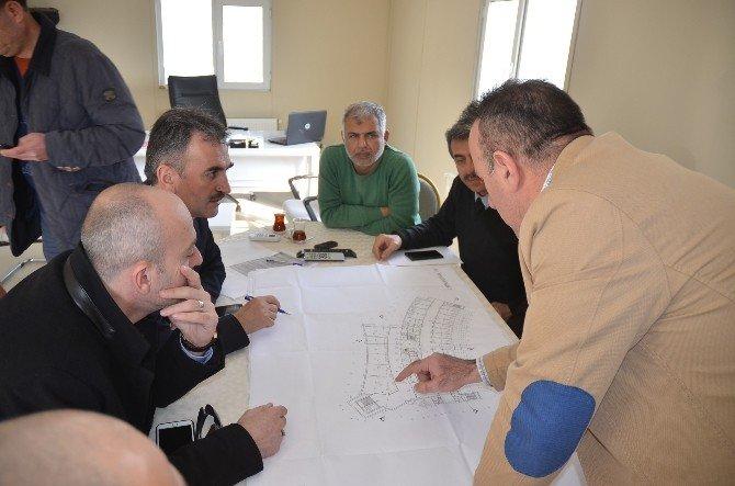 Gemlik Devlet Hastanesi İnşaatı Hızla İlerliyor
