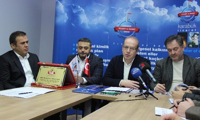 TSO Başkanı Özcan 1 Yıllık Çalışmaları Değerlendi