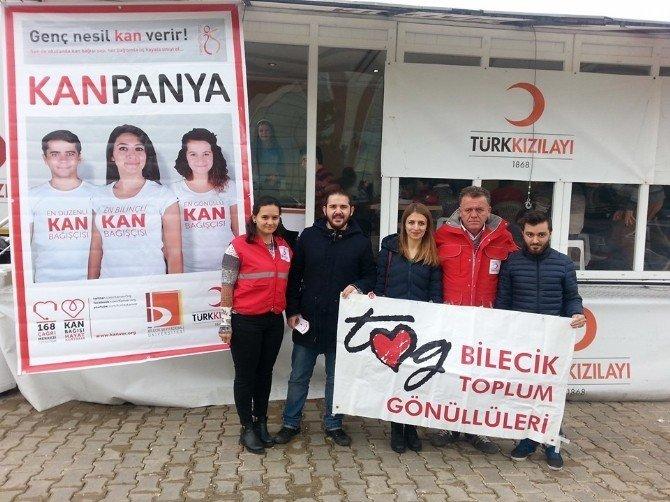 Türk Kızılay'ı Bilecik Şube Başkanından Teşekkür