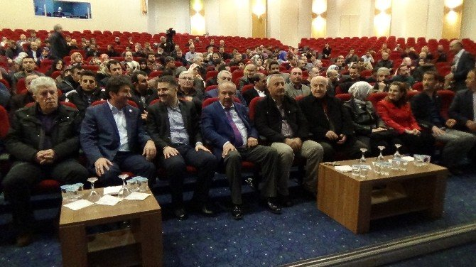 Yeni Türkiye Ve Ortadoğu'nun Geleceği Konferansı