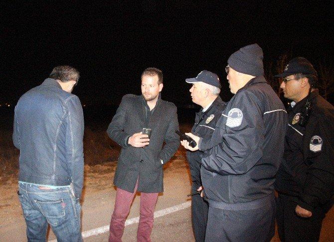 Alkollü Sürücü Polisi Çileden Çıkardı