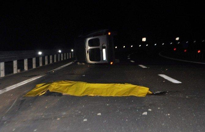 Seydişehir'de Trafik Kazası: 1 Ölü, 3 Yaralı