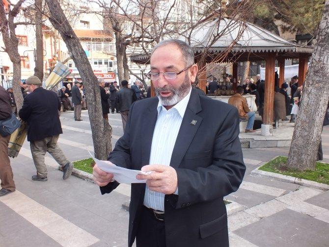 Merhum Necmettin Erbakan için Mevlit okutuldu