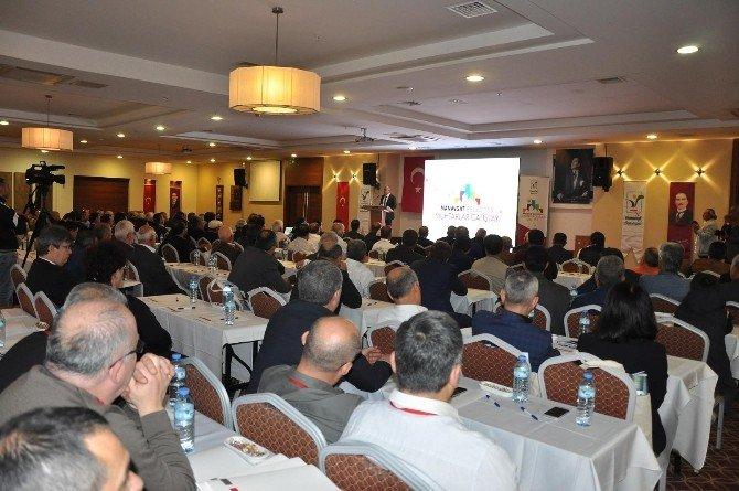 Manavgat Belediyesi Misafirlerini Sandıklı'da Termal Otelde Ağırladı