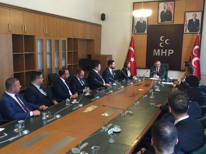 Magider'den Ankara Çıkarması