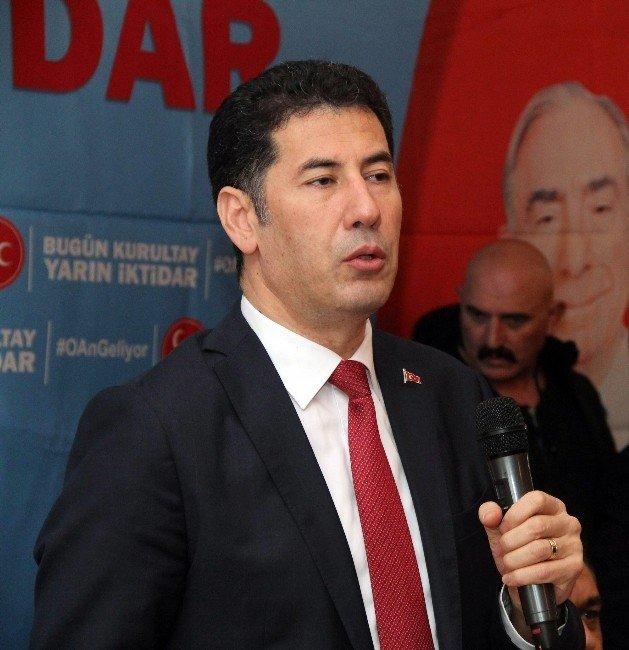 MHP Genel Başkanı Adayı Oğan, Bahçeli'ye Seslendi: