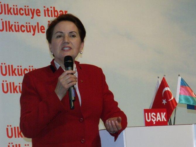MHP'li Akşener: O kurultay yapılacak