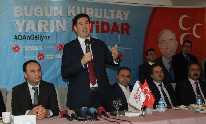 MHP'li Oğan: Genel Başkanım, 4. parti olmayı içinize nasıl sindiriyorsunuz?