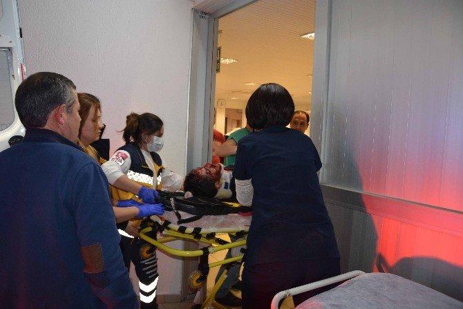 Muğla'da Feci Kaza: 1'i Ağır, 4 Yaralı