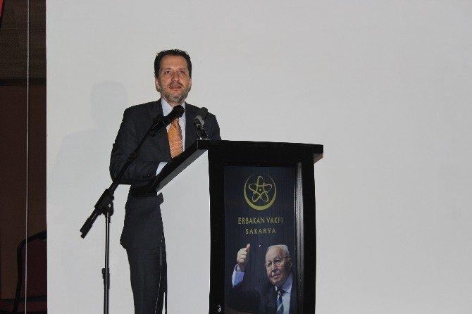 Milli Görüş Lideri Necmettin Erbakan, Sakarya'da Dualarla Anıldı