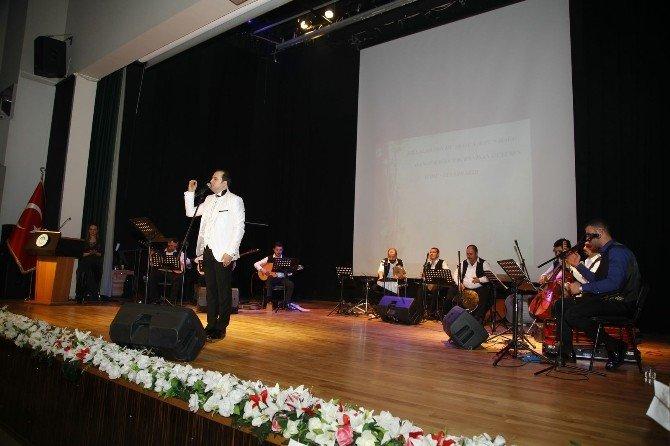 """Odunpazarı'ndan """"Güneydoğu Anadolu Türküleri"""" Konseri"""
