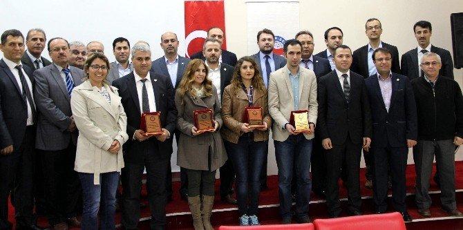 Aydın Sağlık-sen, Dünya Şampiyonu 112 Ekibini Ödüllendirdi