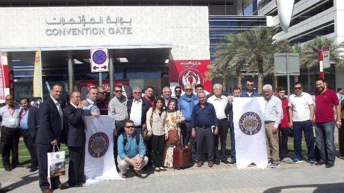 Salihlili İşadamları Dubai Gulfood Gıda Fuarına Katıldı
