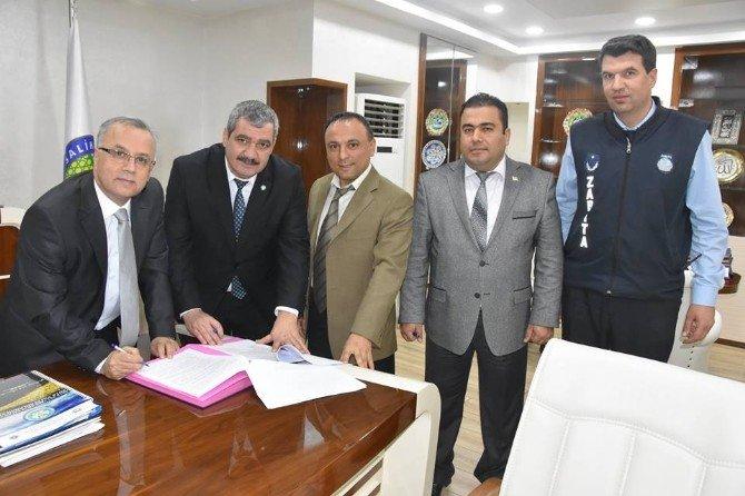 Sosyal Denge Tazminatı Sözleşmesi İmzalandı