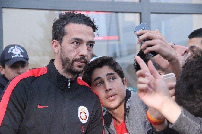 Galatasaray, Gaziantep'e Geldi