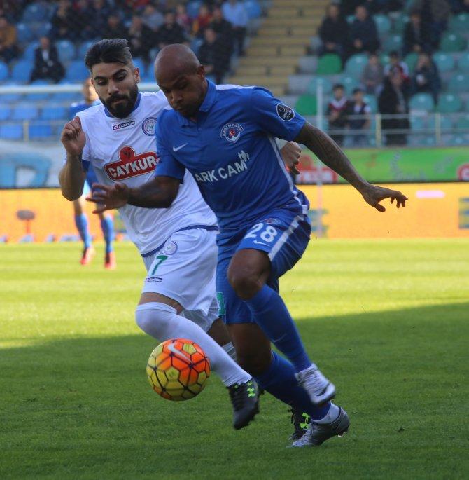 Çaykur Rizespor: 2 – Kasımpaşa: 0