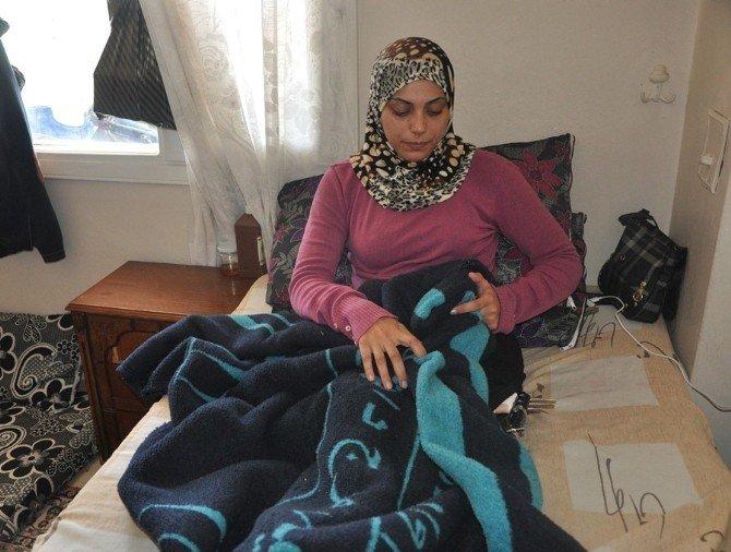 Hava Saldırısında Yaralanan Suriyeli Annenin Yardım Çığlığı