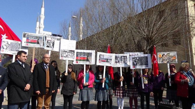 Iğdır'da 'Hocalı Faciası' konulu yarışma düzenlendi