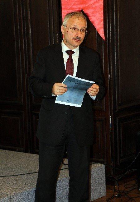 TDK Başkanı Kaçalin'den Budapeşte'de Yunus Emre Söyleşisi