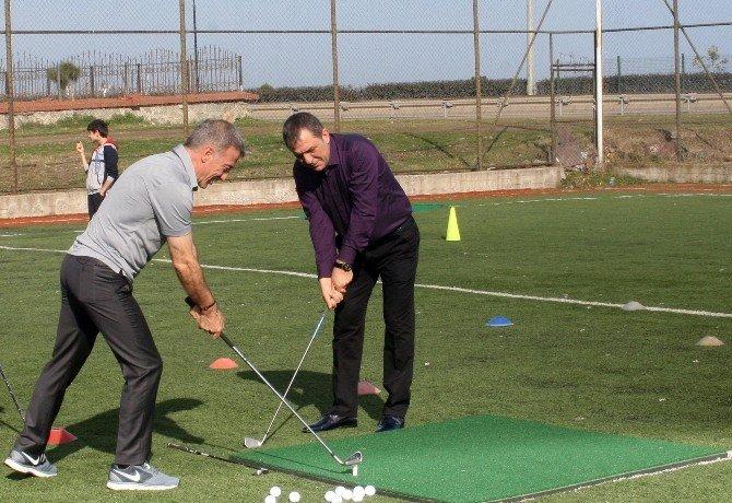 Trabzon'a Golf Sahası Müjdesi